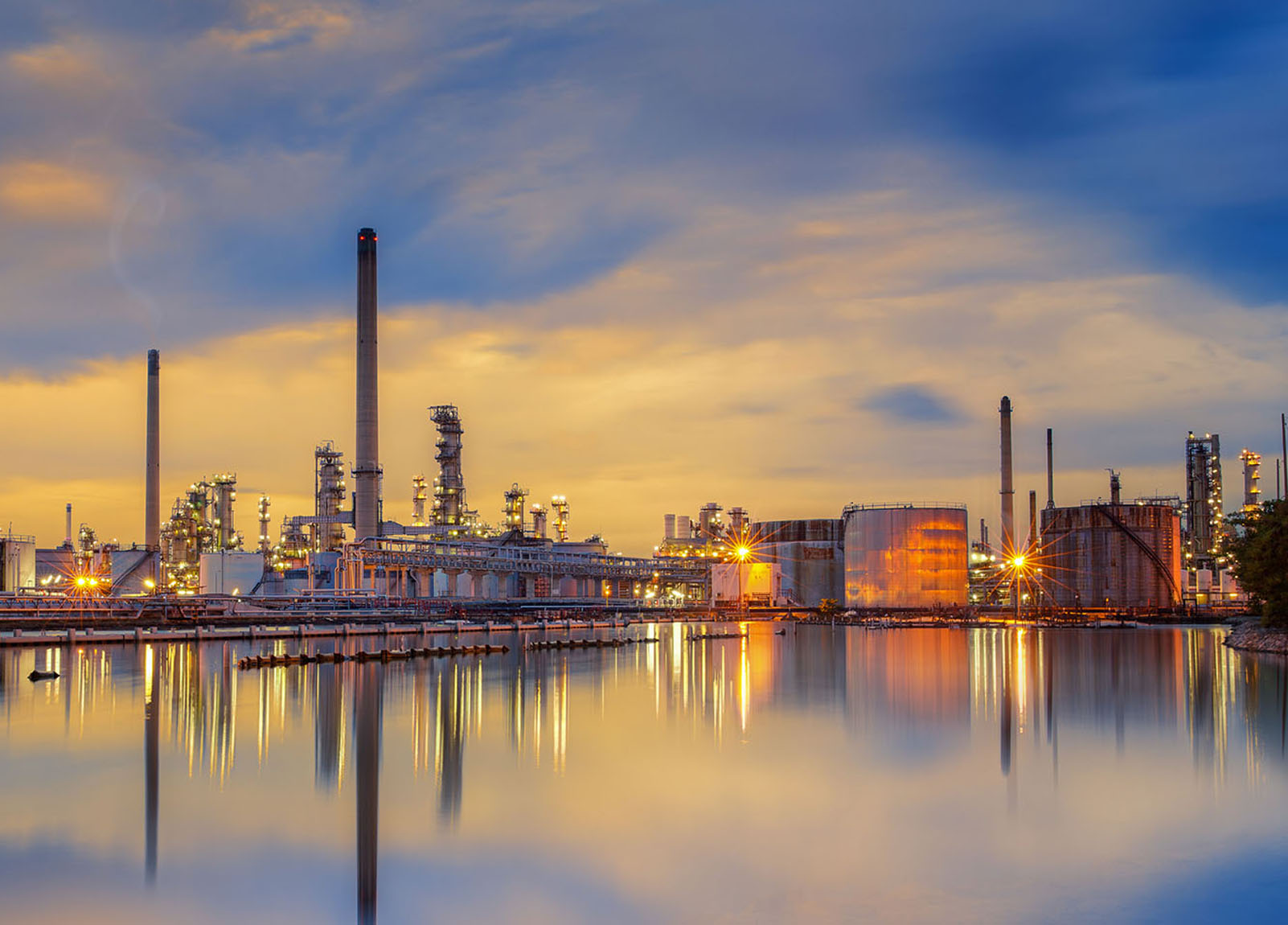 Petrochemical sector
